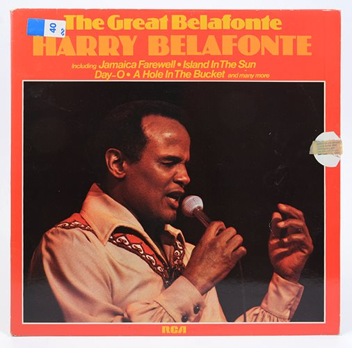 Harry Belafonte - The Great Belafonte CL 42956 LP 1979