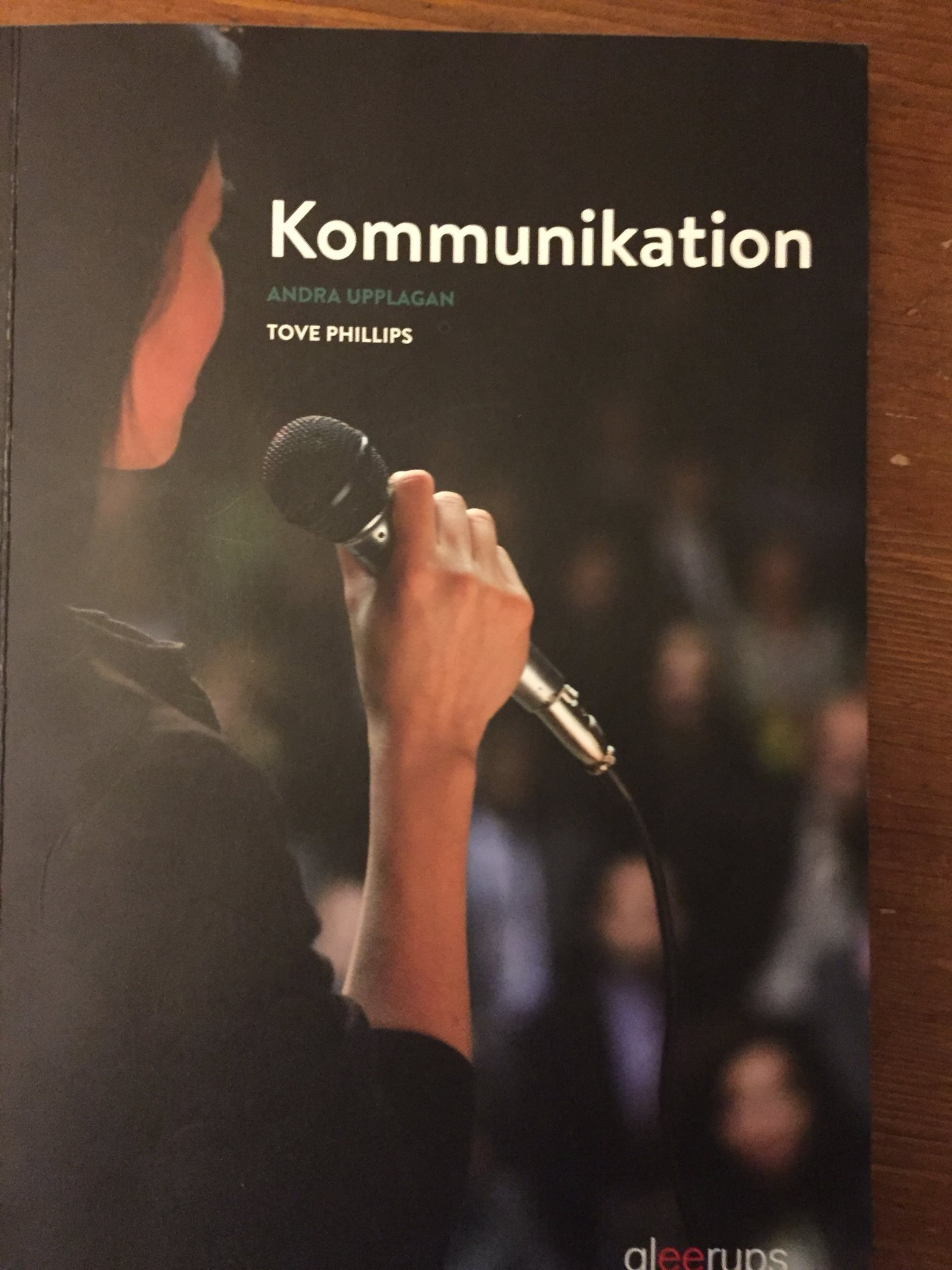 Kommunikation, Tove Phillips