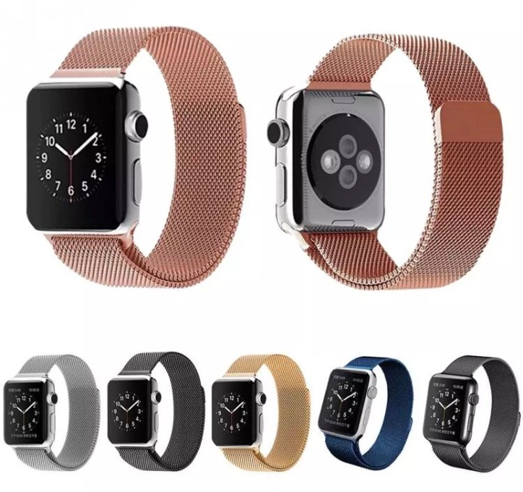 Apple watch 38mm -ROSEGULD-