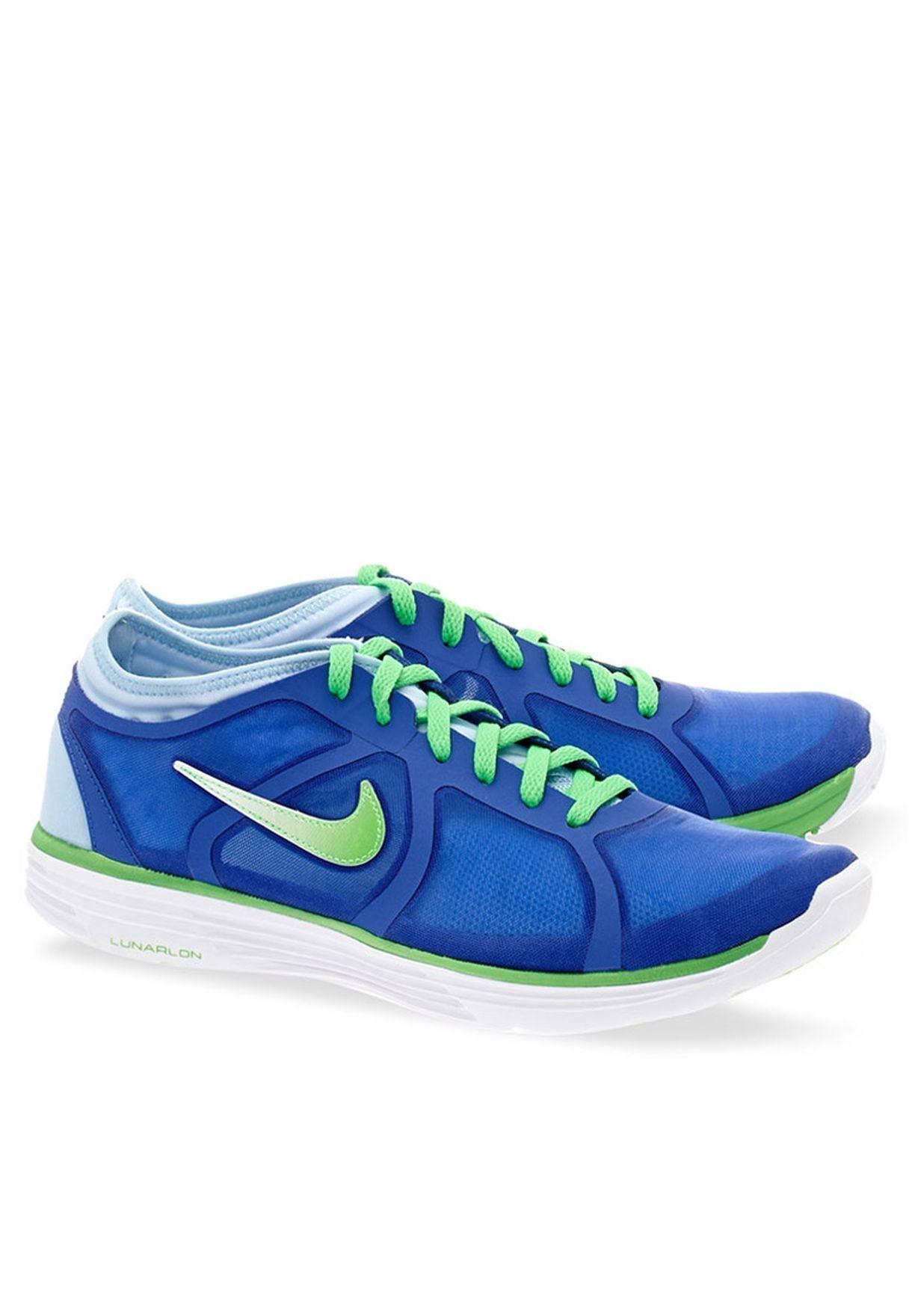 super popular 1d04f aa7c0 Nike Lunarlon Sneakers Tränings Skor Nypris 799 339356467 ᐈ Köp