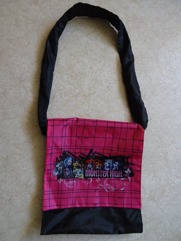 Väska Axelremsväska - Monster High (308921780) ᐈ Köp på Tradera 0024a57e8c2f1