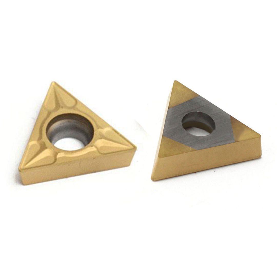 10 st TCMT 16T304 hårdmetallskär / Carbide inserts