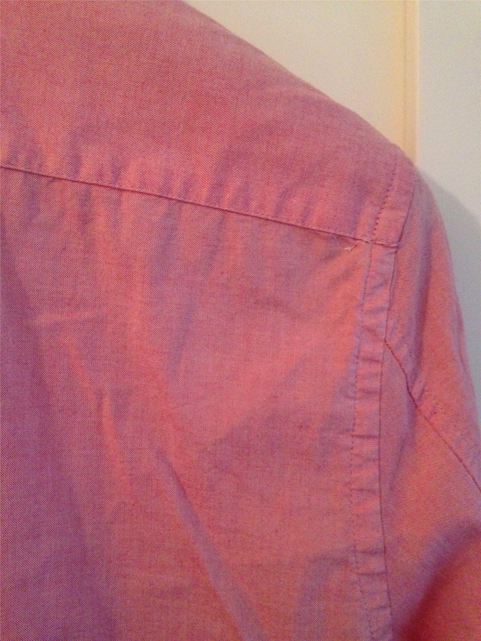Rosa Rosa Rosa röd skjorta Filippa K slim fit strl Small 8a963c