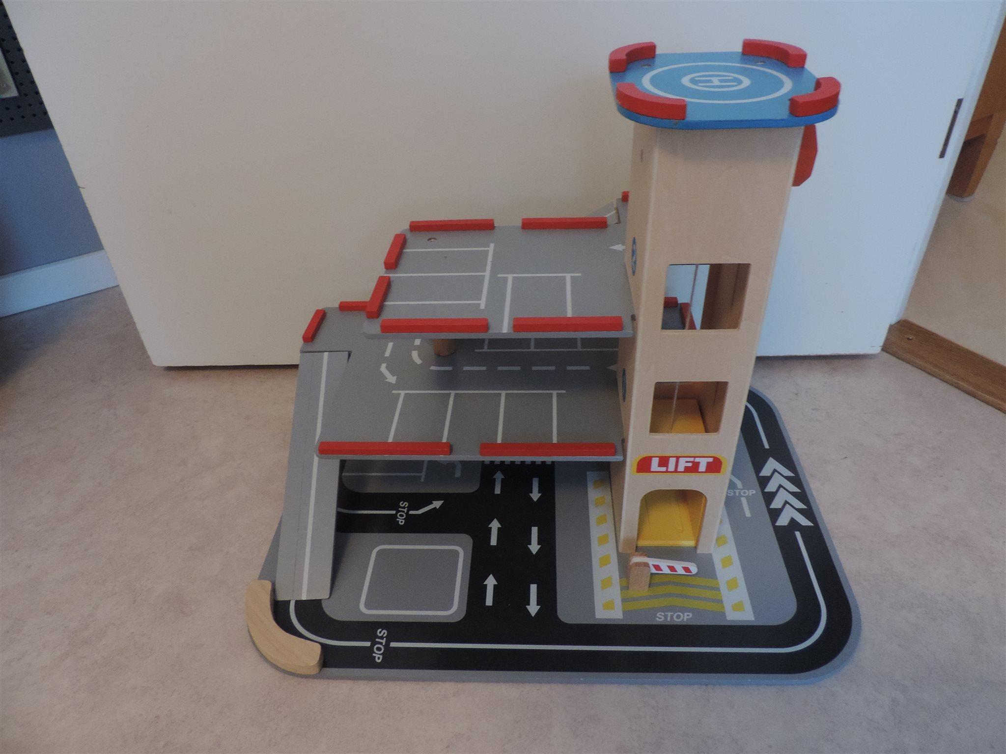 Populære Bil Garage Trä (337825051) ᐈ Köp på Tradera ZK-65