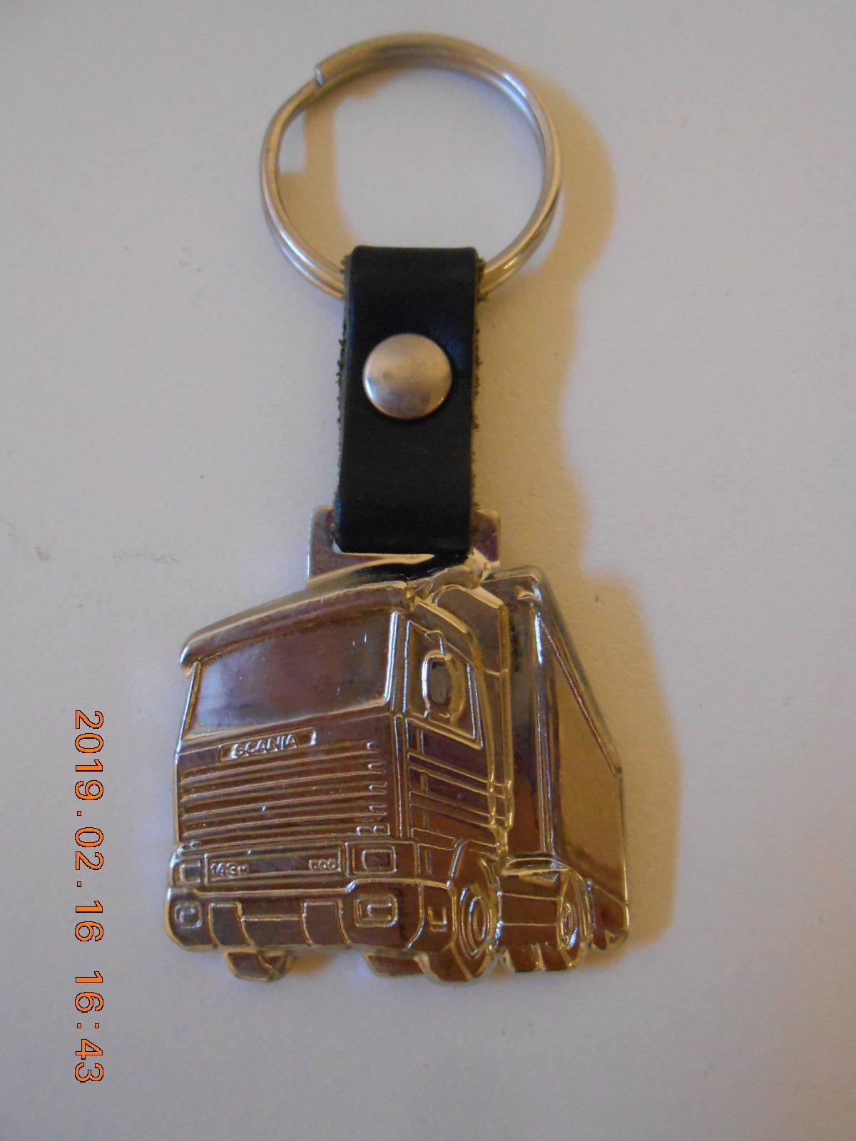 1 ST FIN NYCKELRING SCANIA (340124260) ᐈ Köp på Tradera b37f821cb76ad
