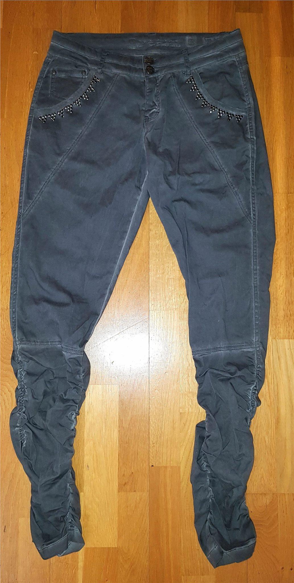 Stl 42 CREAM snygga jeans byxor med läckra deta.. (340590321) ᐈ Köp ... baacaccb51b6b