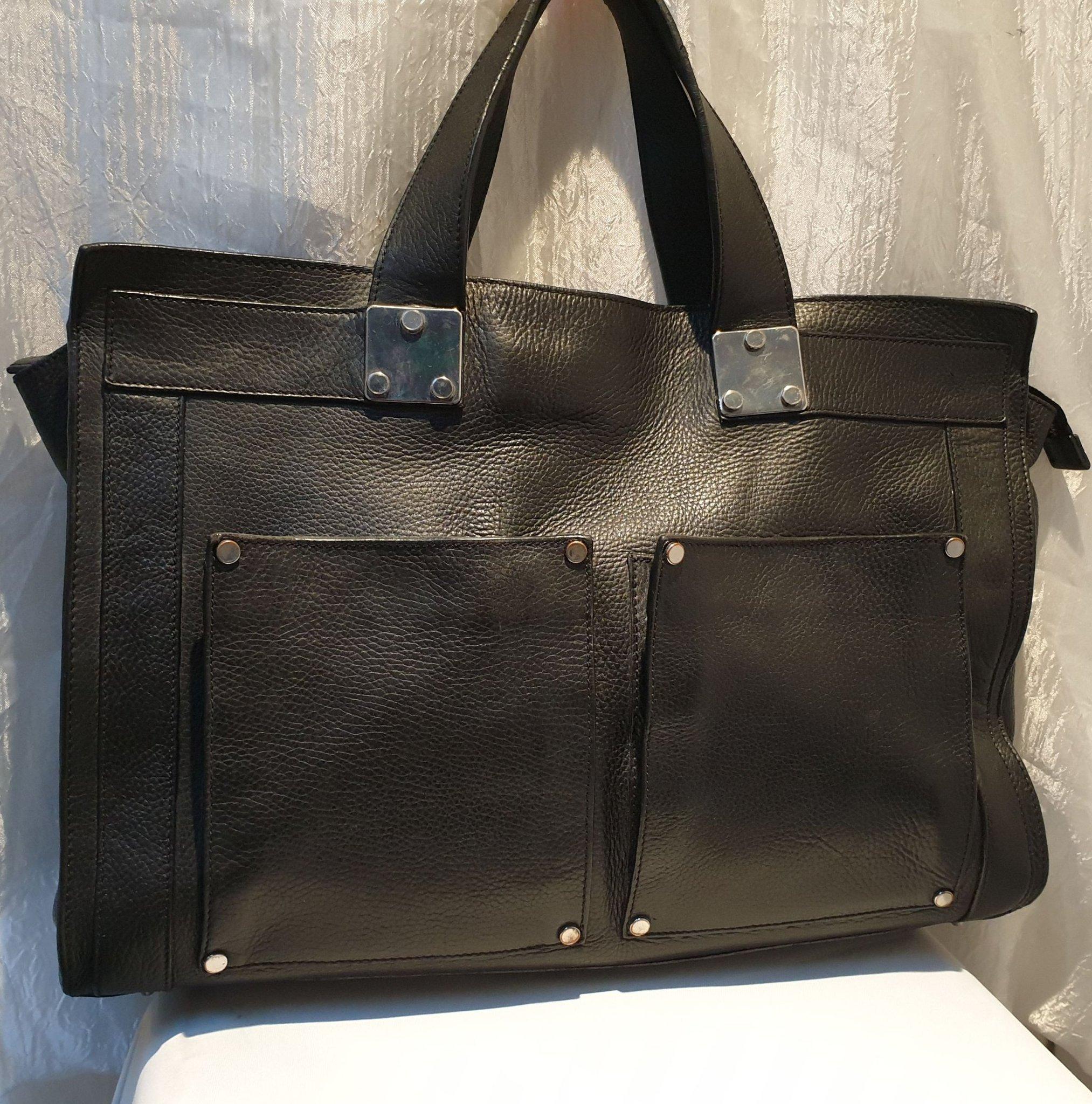filippa k väska briefcase