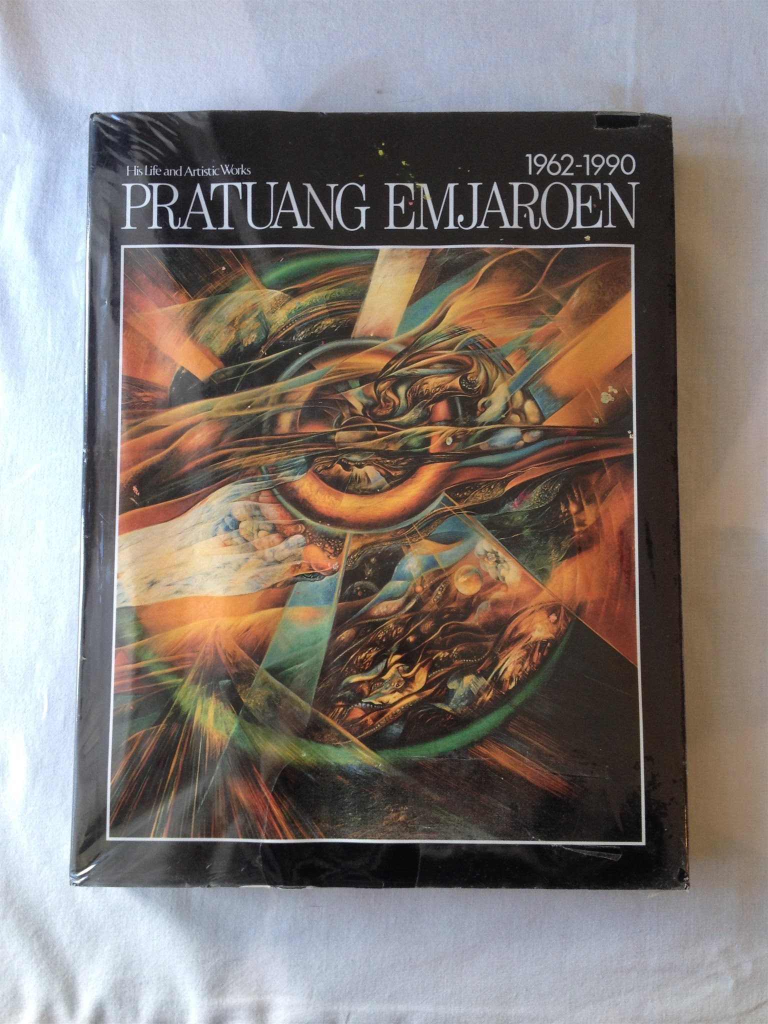 PRATUANG EMJAROEN His Life and Artistic Works 1962-1990