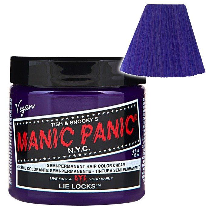 manic panic hårfärg