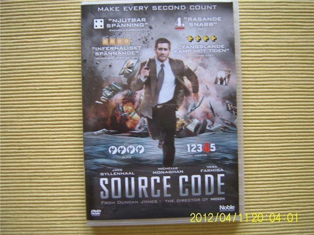 DVD - Source code