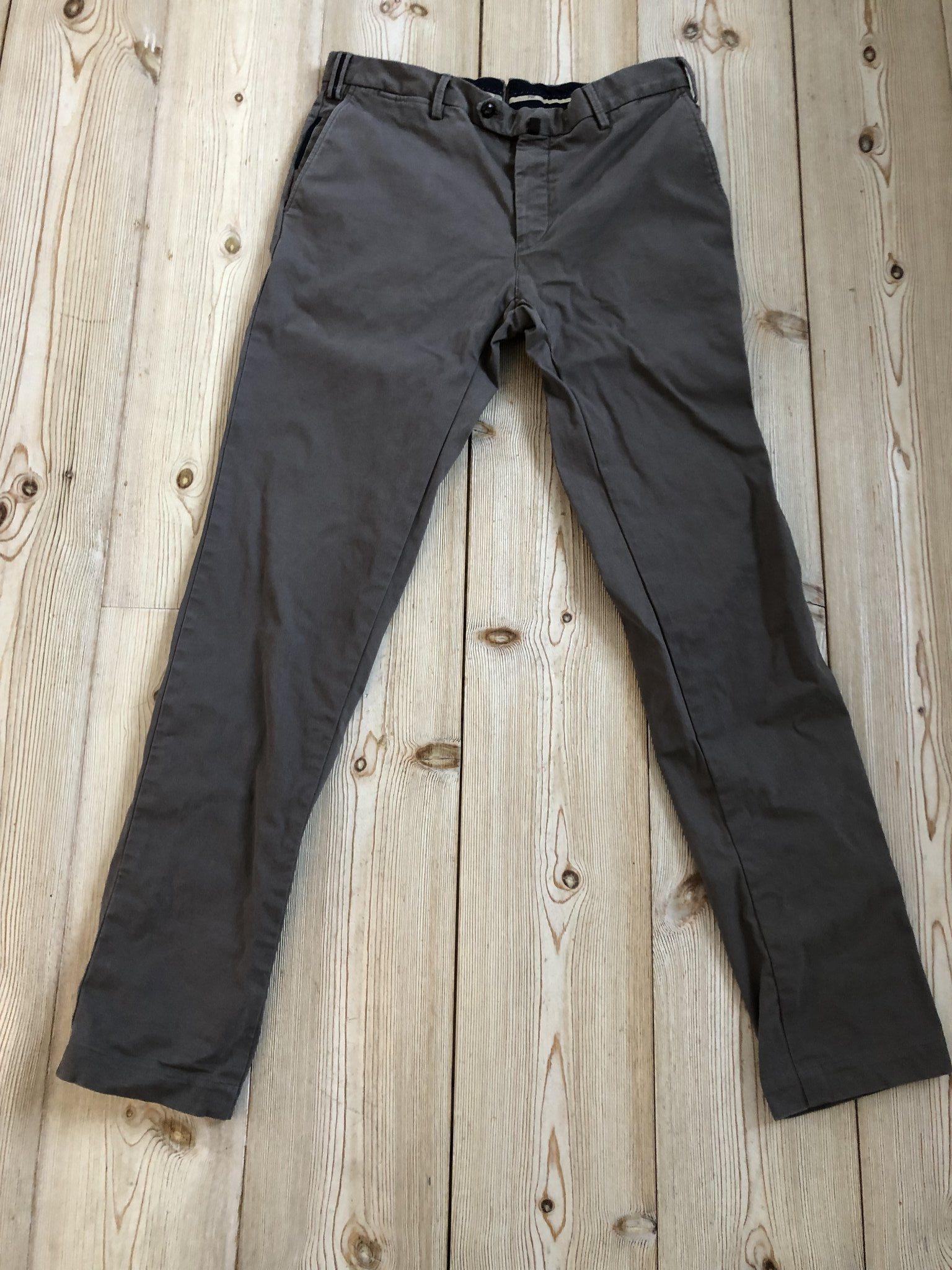 Byxor från PT01 i storlek 48 (340332626) ᐈ Köp på Tradera 5d601cdb76063