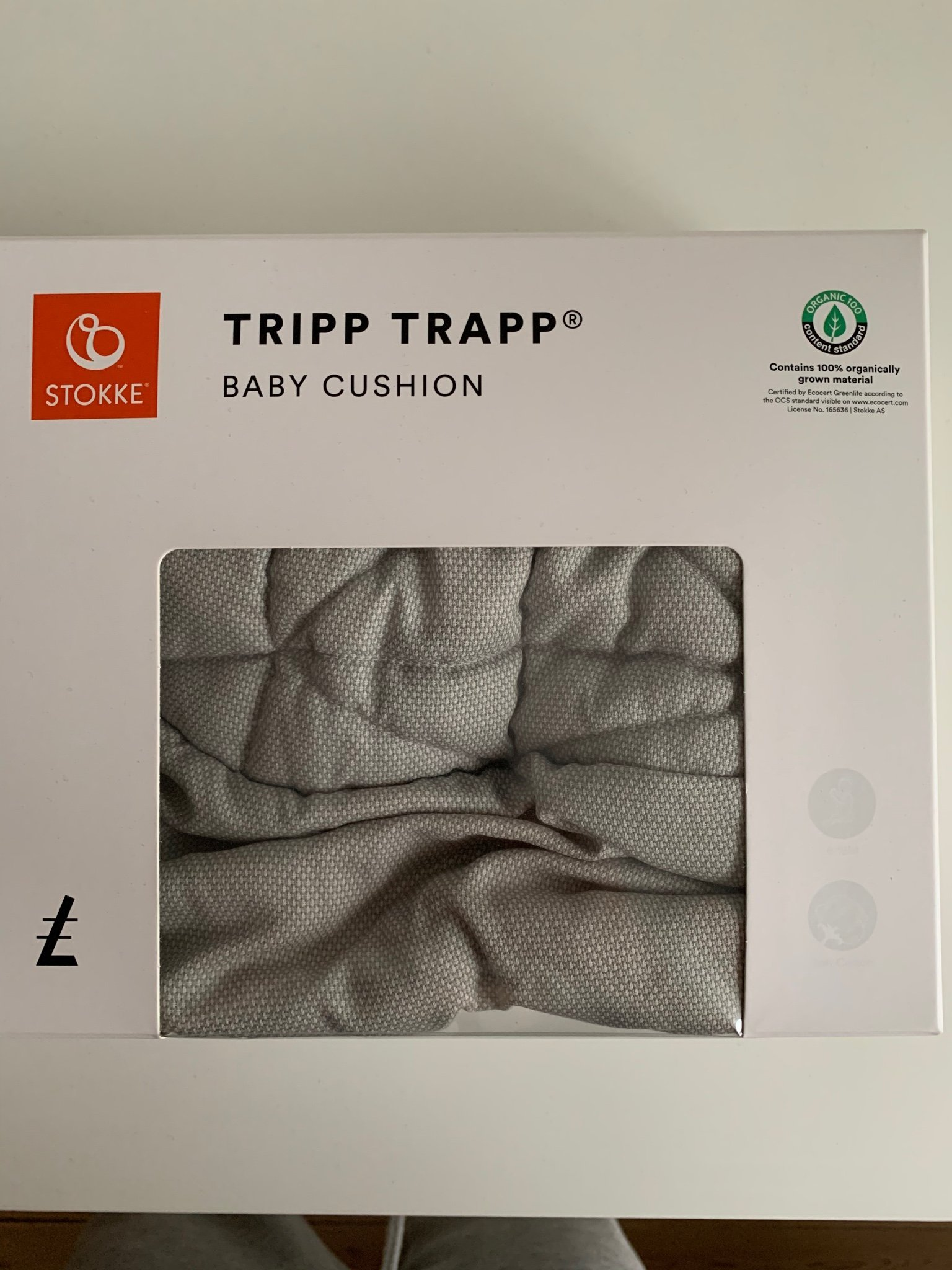Sittdyna Stokke Tripp trapp