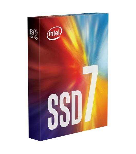 Intel SSD 128GB 760p M.2 PCIe (NVMe) 3.0 x4, 80mm, Retail Box