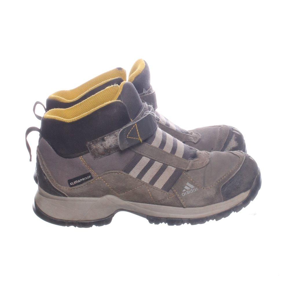 32910ef3bbb Adidas, Kängor, Strl: 33, Grå/Svart (335495942) ᐈ Sellpy på Tradera