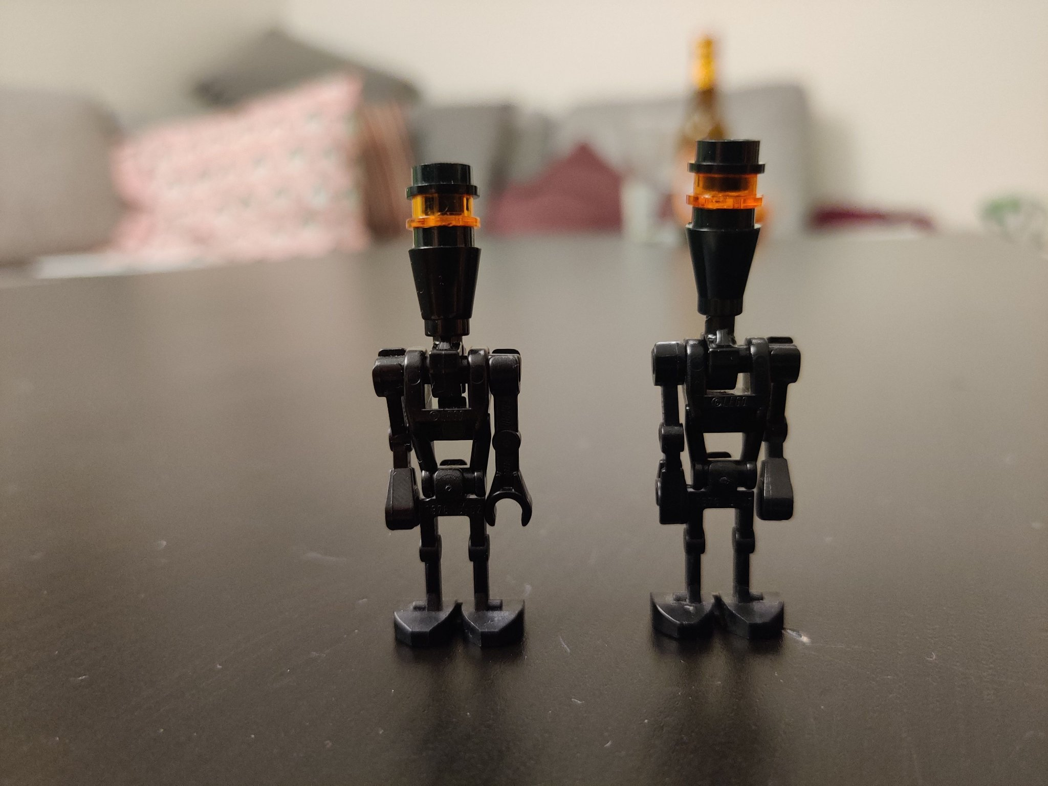 Lego Star Wars Black Assassin Droid
