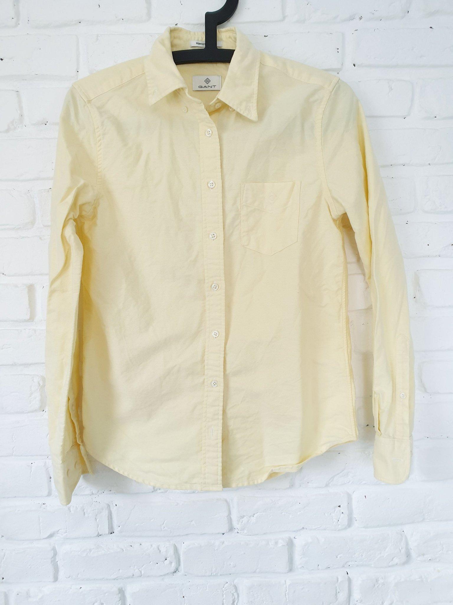 b0791c47c517 Gant skjorta strl 34 (352659124) ᐈ Köp på Tradera