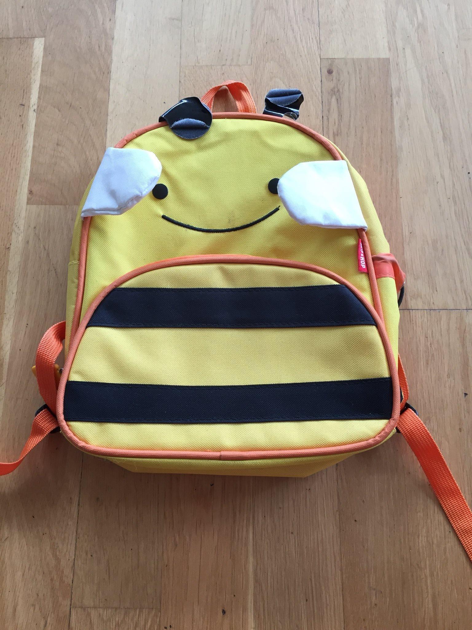 Skip hop barnryggsäck (315011233) ᐈ Köp på Tradera b901e7fbea03b