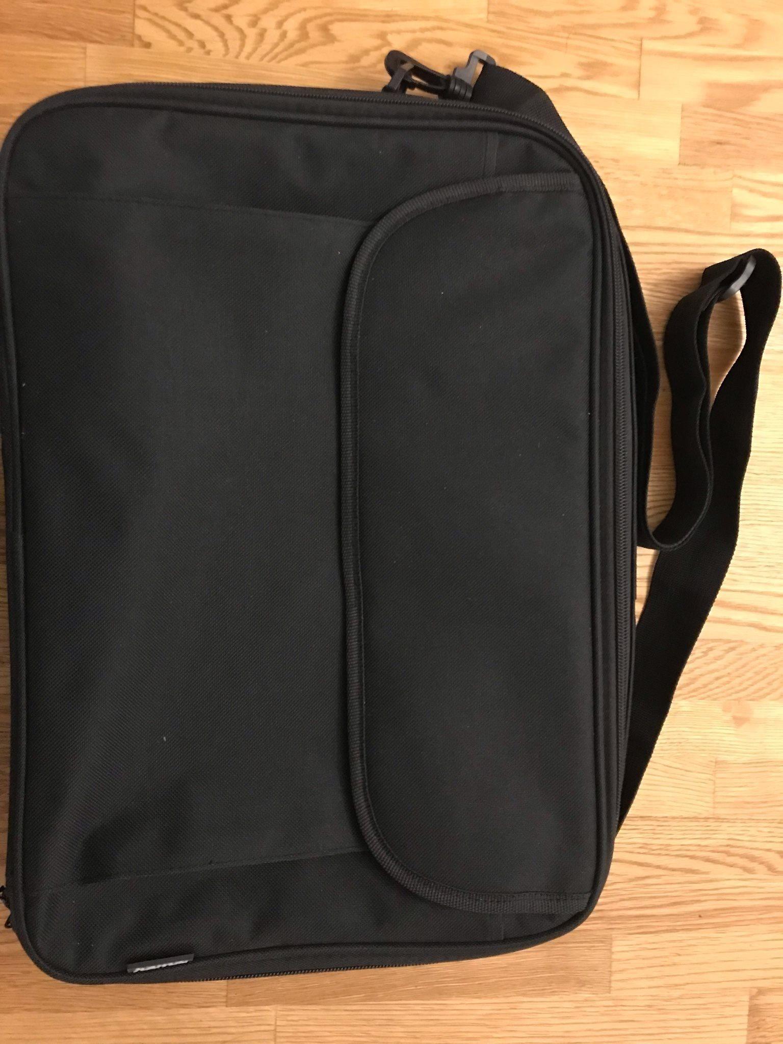 väska för dator