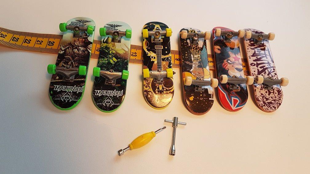 Finger skateboard + verktyg (313295340) ᐈ ias-butik på Tradera a392984178d57