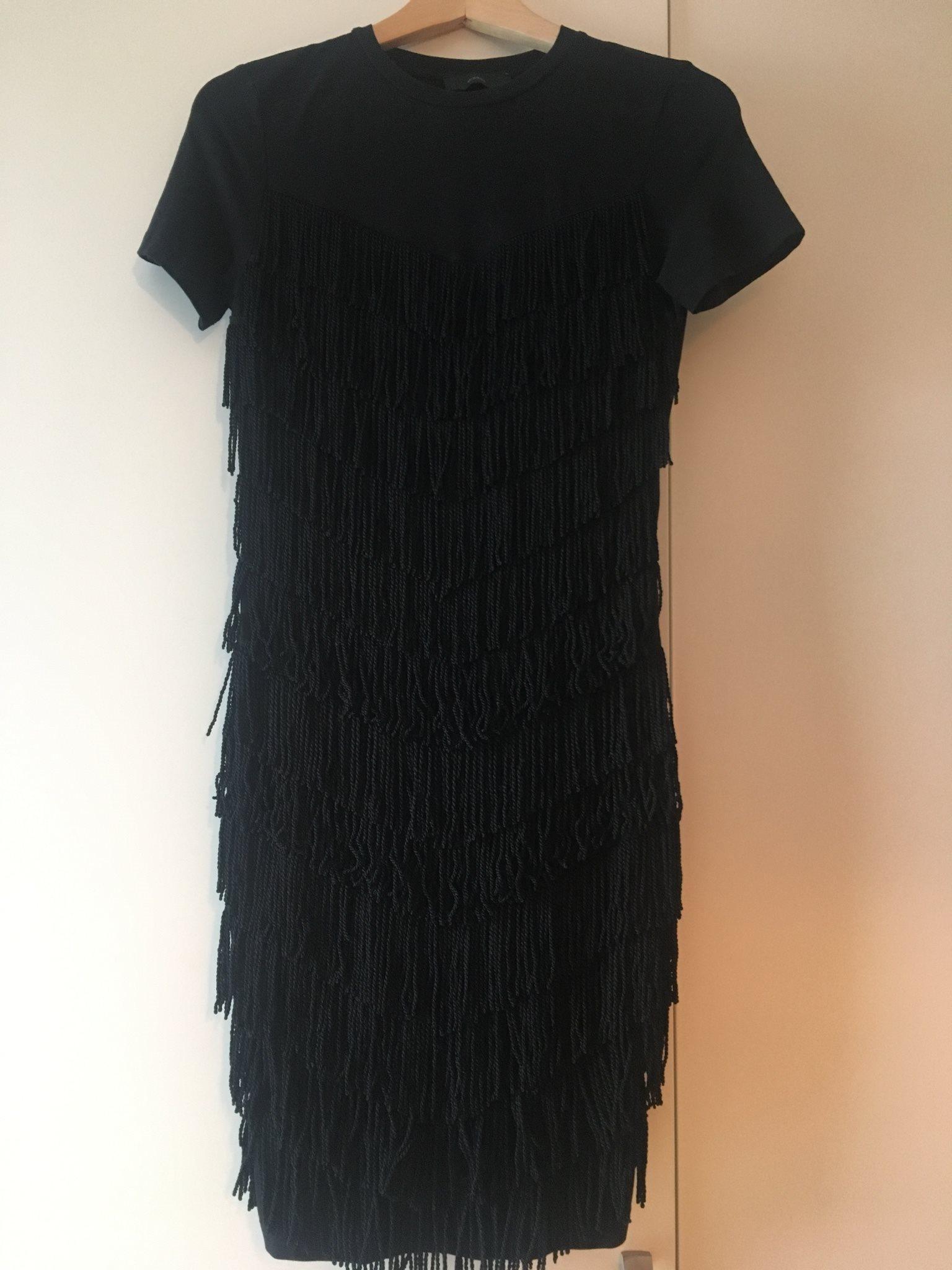 Kort svart festklänning från Diesel stl 36/S