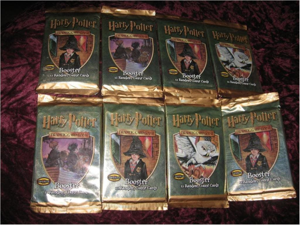 harry potter kort