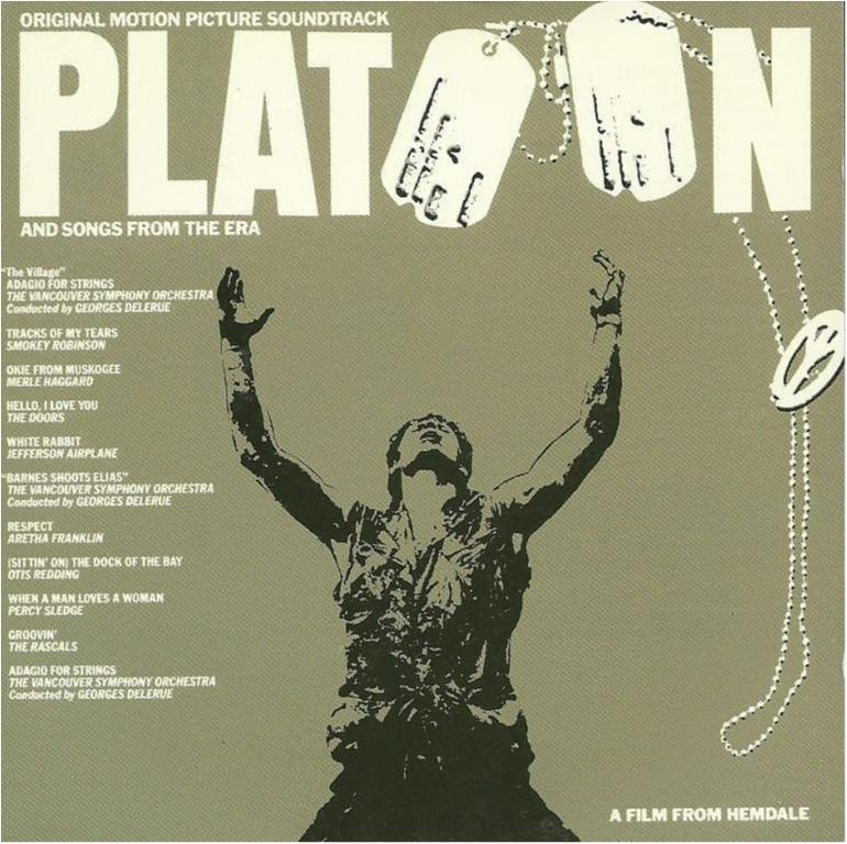 Platoon - Org. Motion Pic. Soundtrack