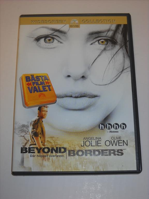 "Beyond Borders ""Angelina Jolie,Clive Owen"""