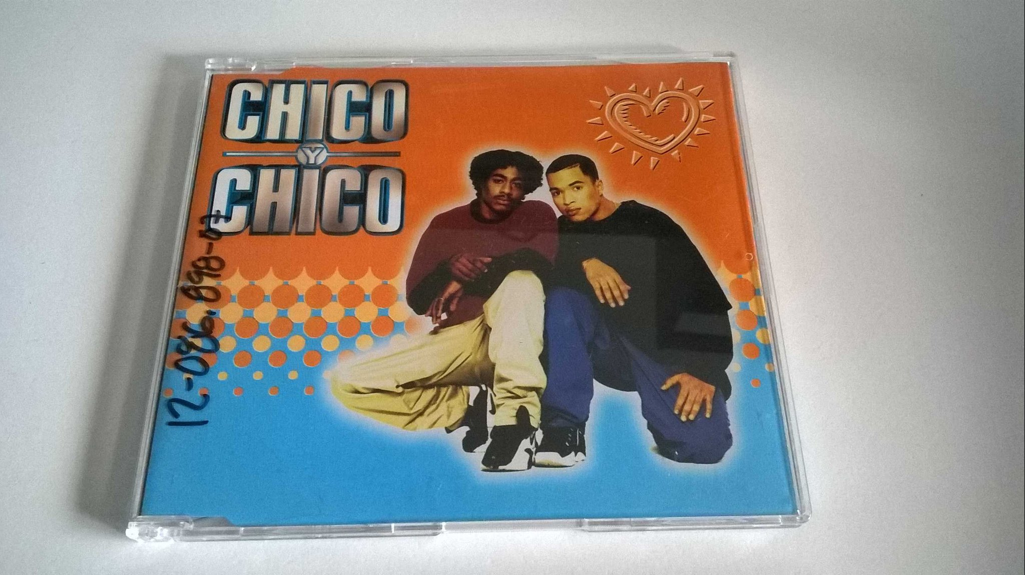 Chico Y Chico - Besame, CD