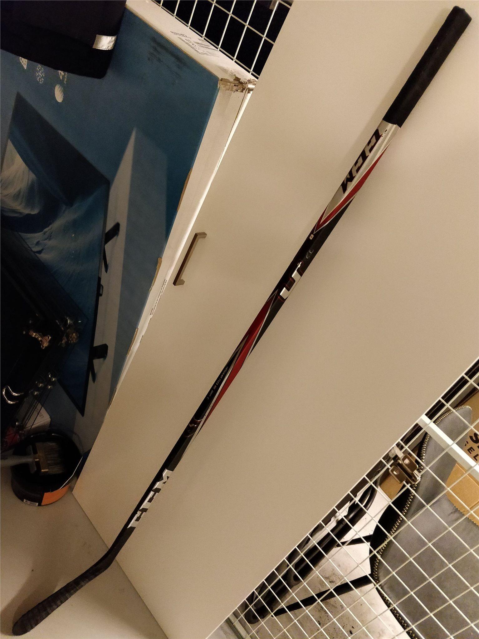 Hockeyklubba CCM U+ Regular Flex 85 Grip C (332587055) ᐈ Köp på Tradera 331e4f58dfdd5