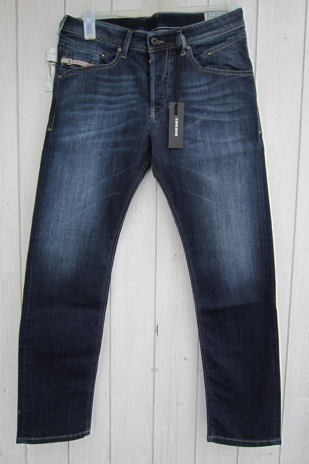 d142bedc Diesel Belther Regular Slim Tapered Wash 0814W .. (352426780) ᐈ Köp ...