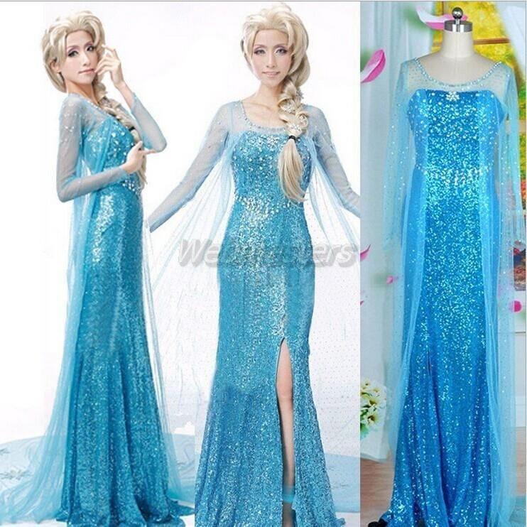 elsa frost klänning