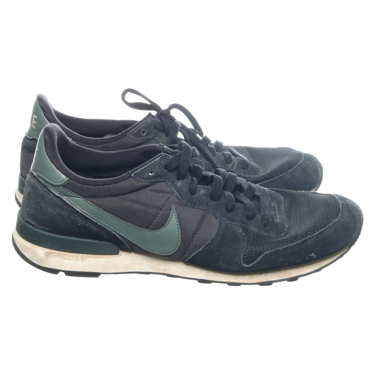 huge discount c406b acd33 nike internationalist sneakers dame vegas gull sail rocky tan svart nike  dame  nike sneakers strl 45 nike internationalist svart