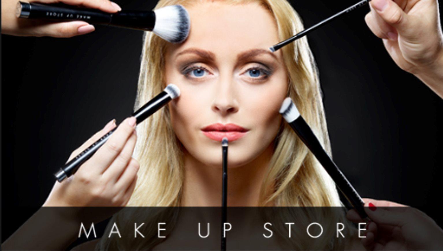 make up store presentkort