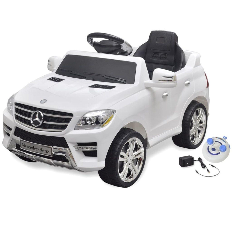 c4a93b0ca6b Elbil för barn Mercedes Benz ML350 med fj.. (316480989) ᐈ vidaXL på ...