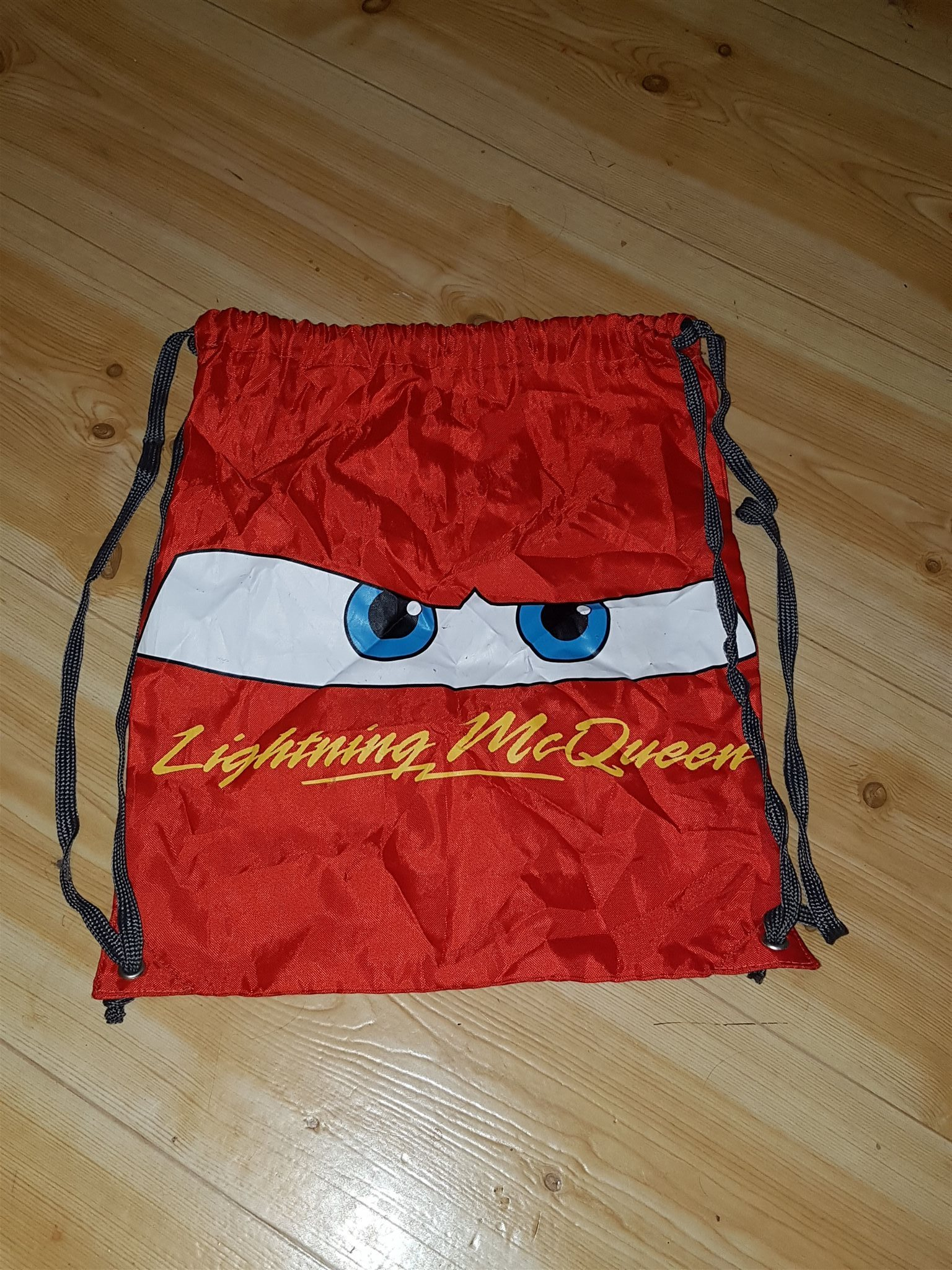 Gympapåse Disney Blixten McQueen (333302927) ᐈ Köp på Tradera ca5948a3b4558
