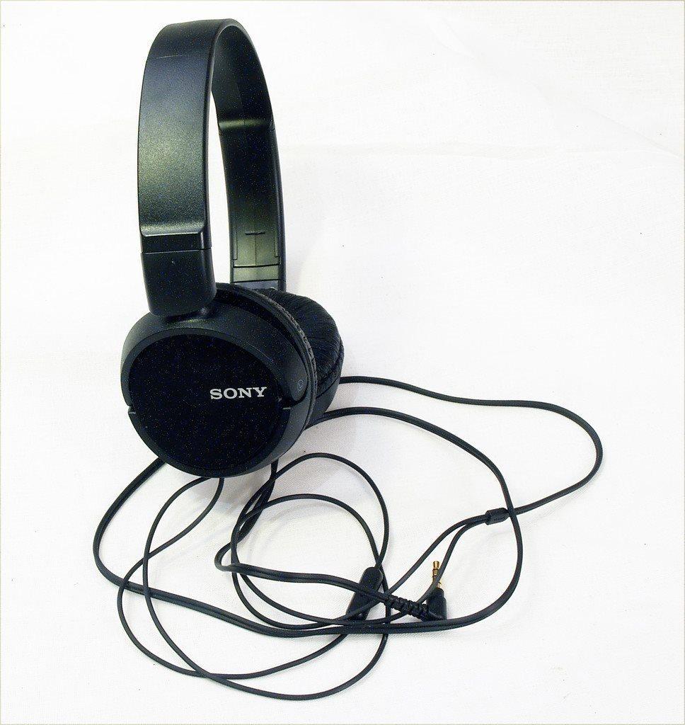 Sony MDR-ZX110 hörlurar. (342399433) ᐈ Köp på Tradera 37650ea58f0a1