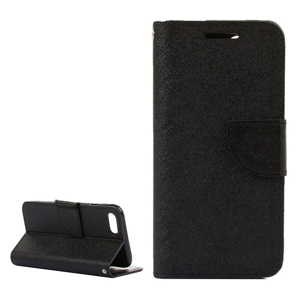 iPhone 8 plus Plånbok Läder Svart (324212263) ᐈ jfwtrade1 på Tradera 5299223426ab9