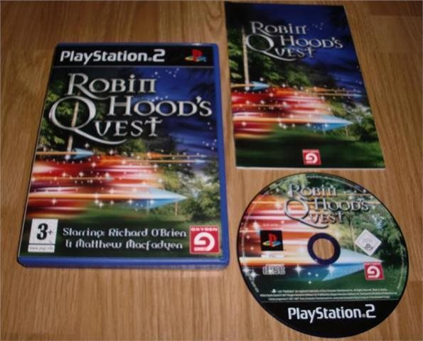 PS2: Robin Hood´s Quest