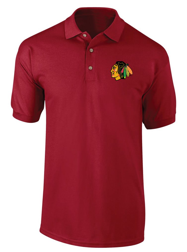 Chicago Black Hawks NHL polo - X-Large