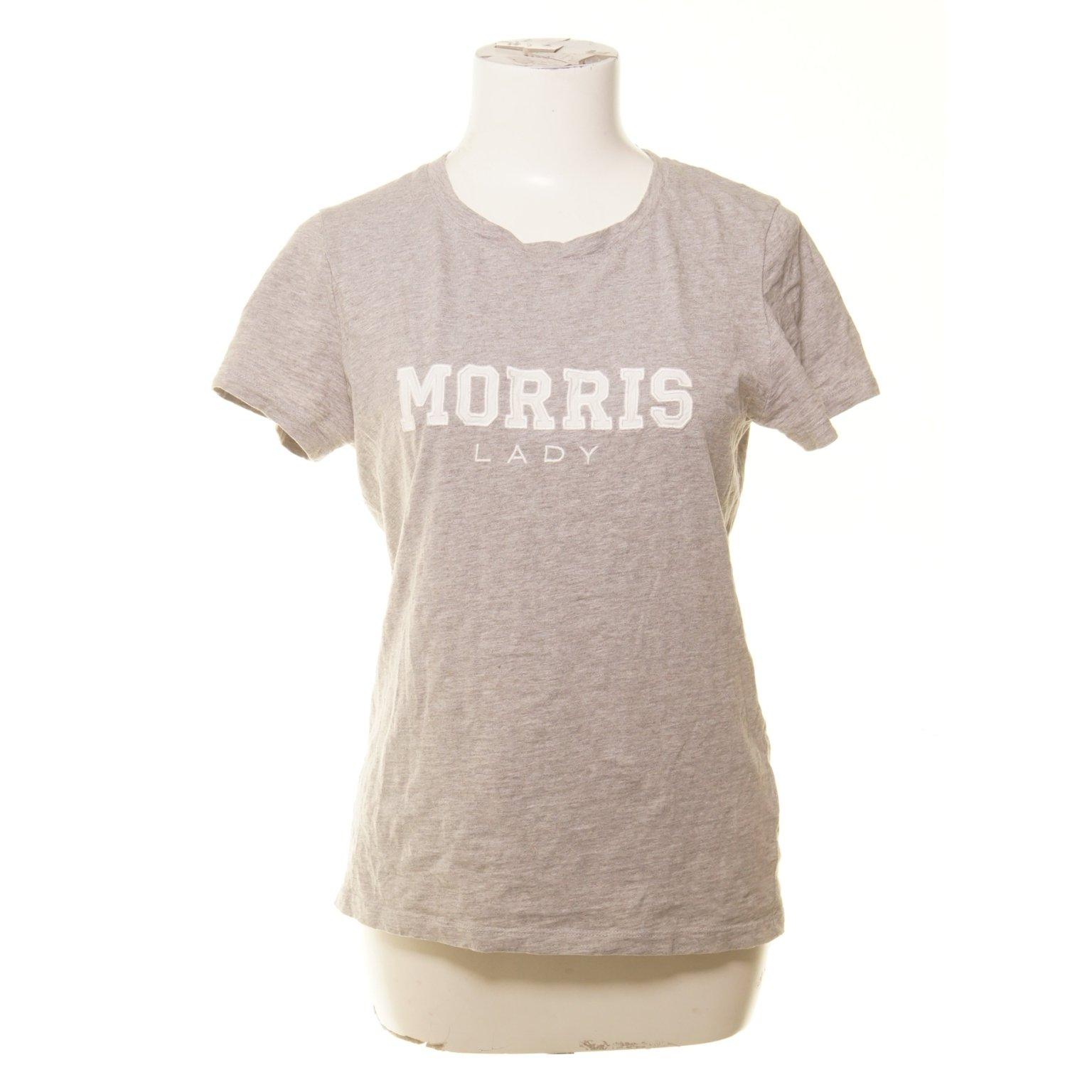 Morris Lady, T shirt, Strl: S, Grå, Bomull