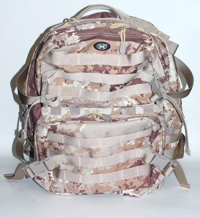 Militär ryggsäck
