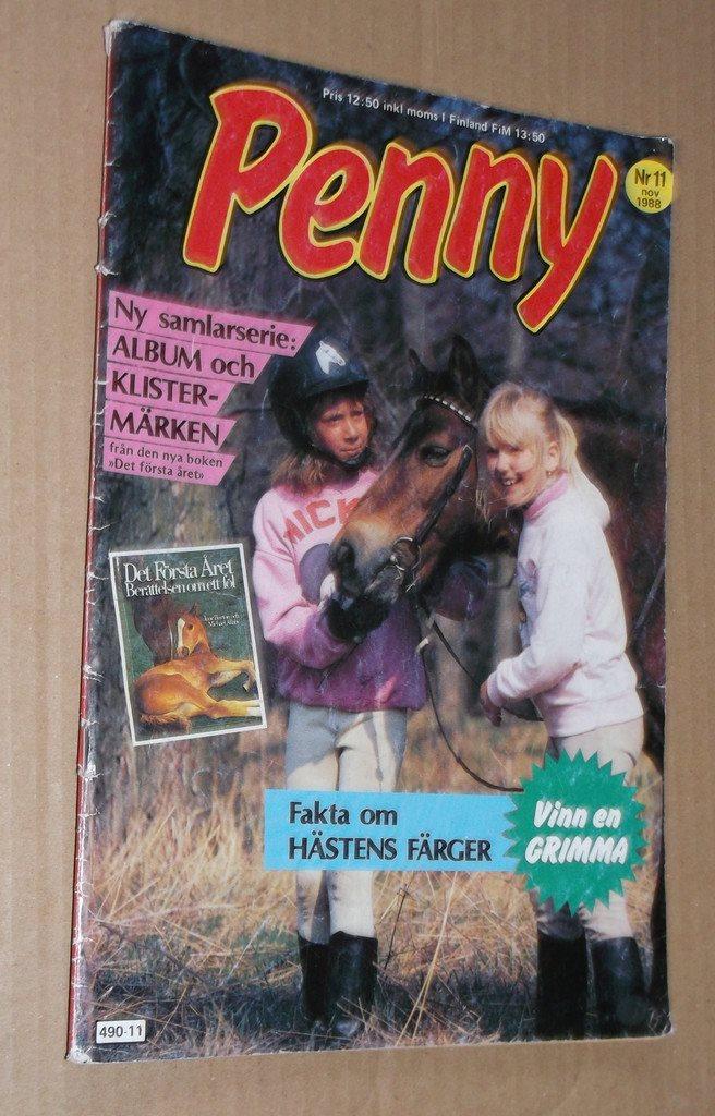 hästens färger böcker