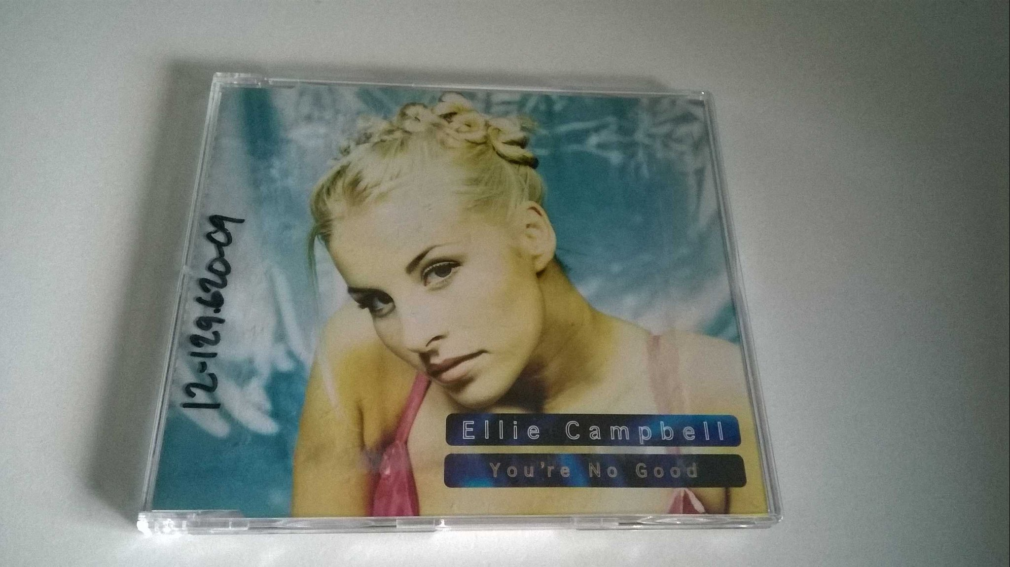 Ellie Campbell - You're No Good, CD