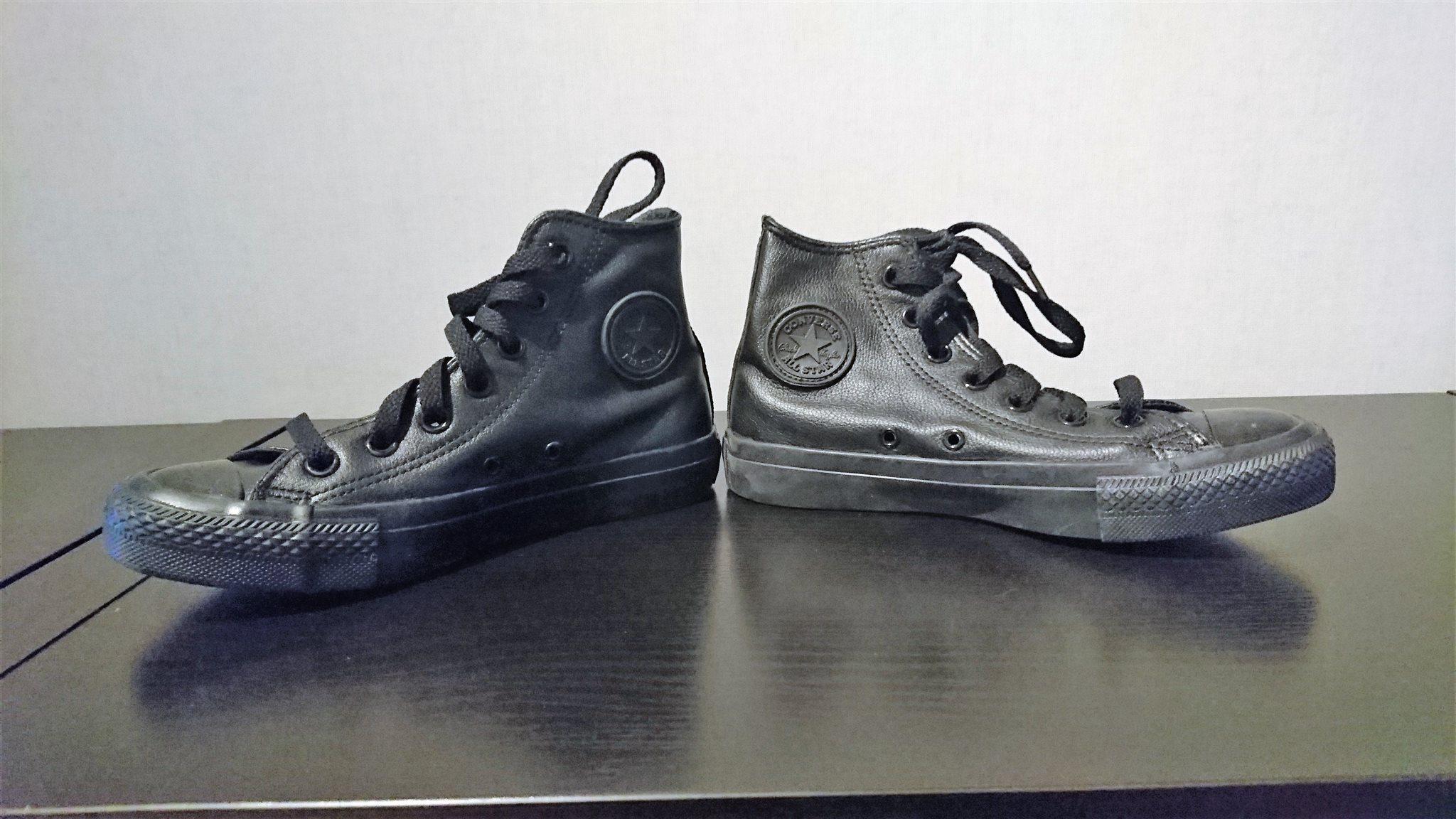 bcd3dbd00ad CONVERSE skinn sneakers. Storlek 3,5 / 36. Nysk.. (321596588) ᐈ Köp ...
