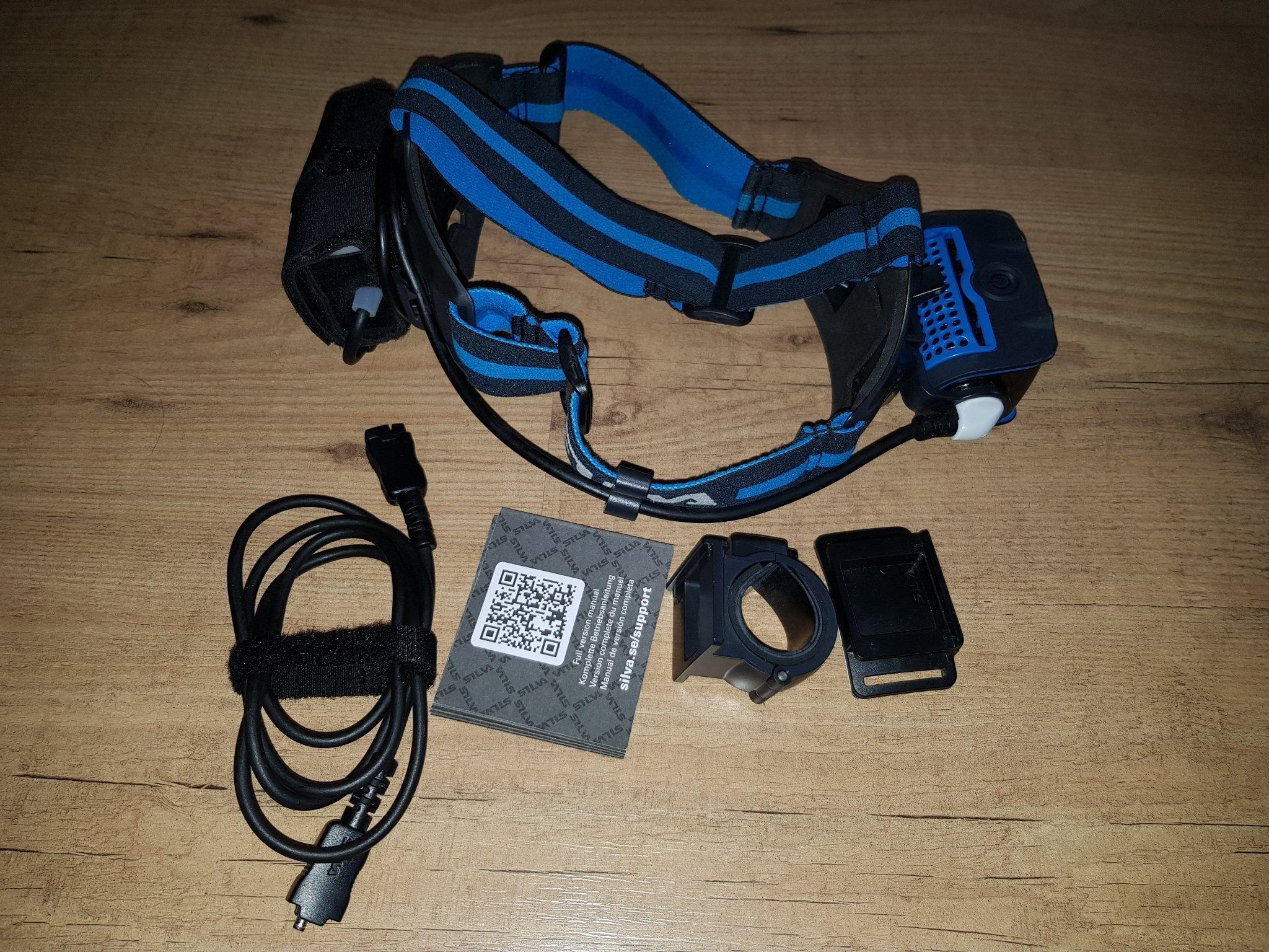 Berömda Silva Sprint pannlampa (355545223) ᐈ Köp på Tradera LR-98