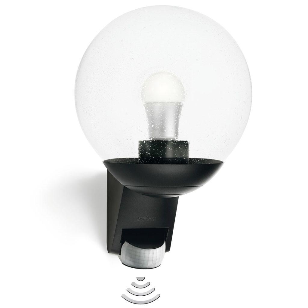 Steinel Lampa Sensor Utomhus L585 Svart på Tradera.com - Belysning och : lampa utomhus : Inredning