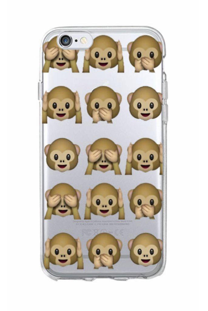 Iphone 6 6S Skal - Emoji - Monk.. (277228058) ᐈ Billigamobilskal på ... bb1d8b2219507