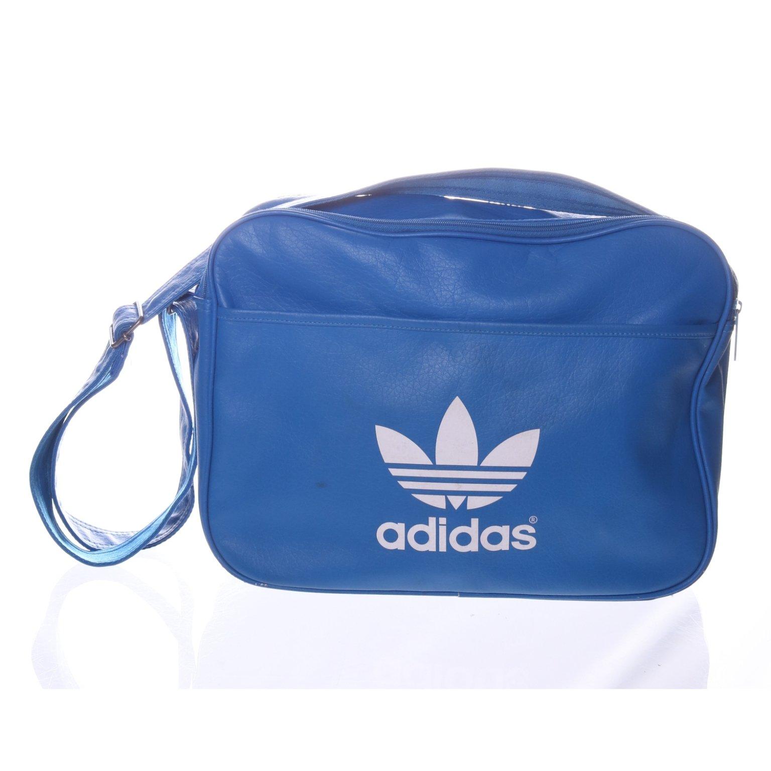 Blå Axelremsväska Adidas Blå Adidas Axelremsväska Adidas