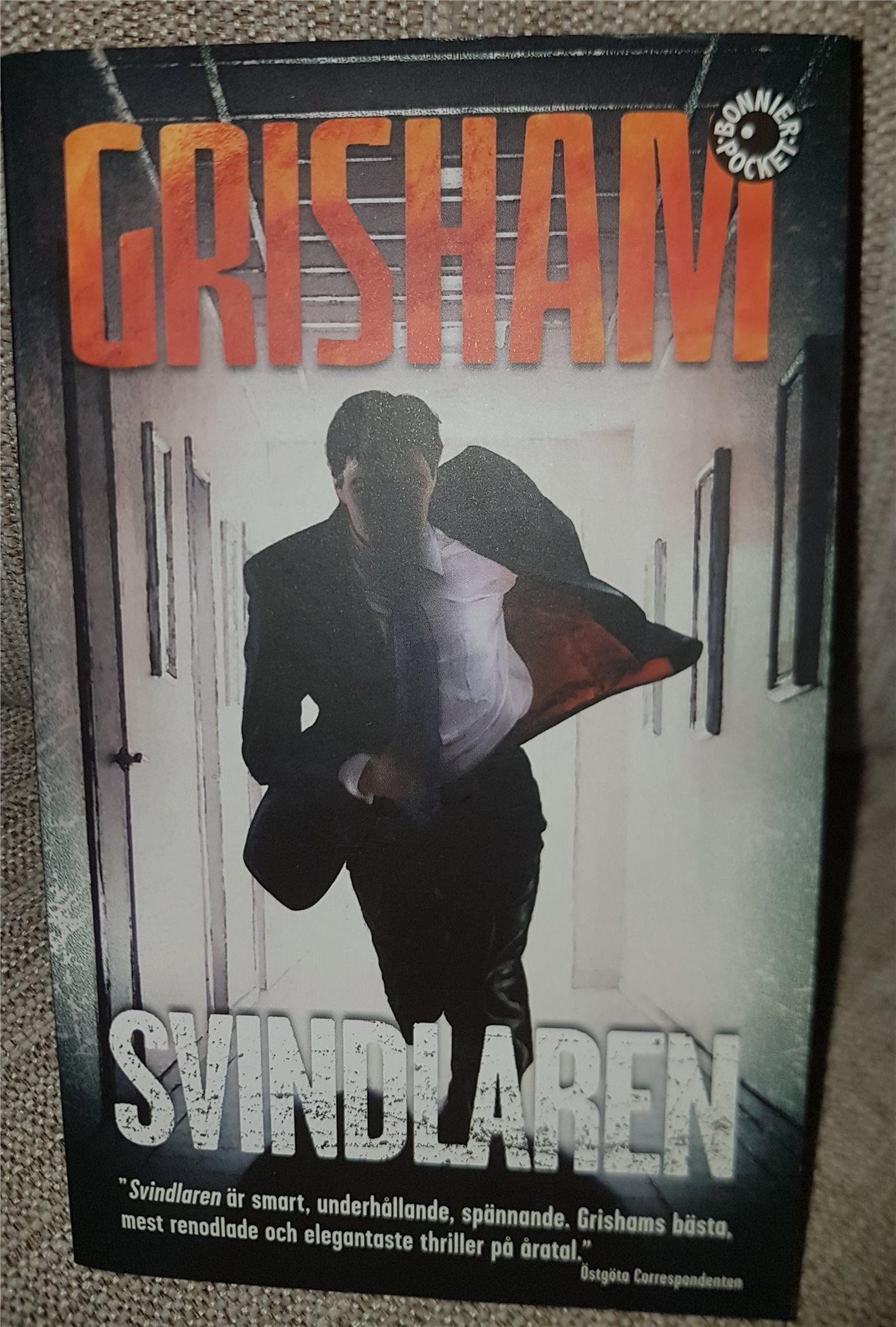 Grishams forsta blir ocksa film