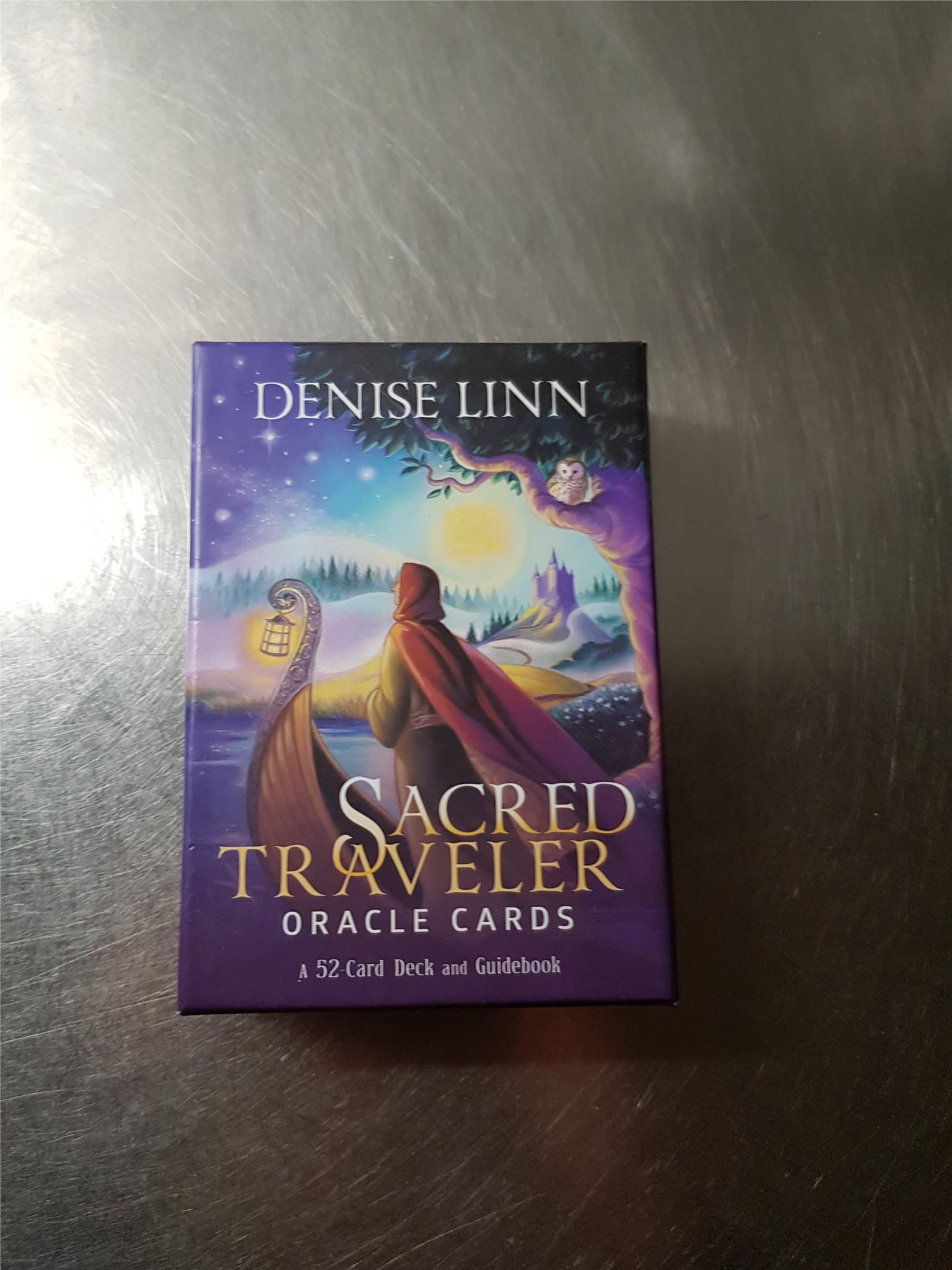 Tarot - Sacred Traveler Oracle Cards - Denise Linn